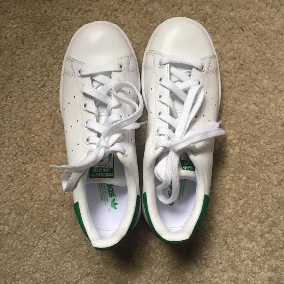 le adidas stan smith numero 5 poshmark verde
